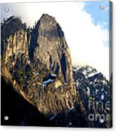 Mountains Of Yosemite . 7d6167 Acrylic Print