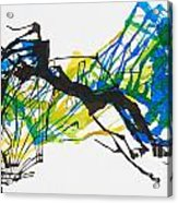 Mountainscape 04 Acrylic Print