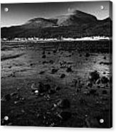 Mourne Mountains Newcastle County Down Northern Ireland Acrylic Print