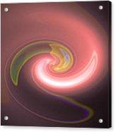 Moveonart Autumnlight Acrylic Print