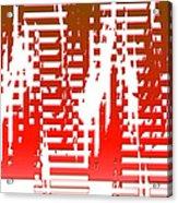 Moveonart Builtfordestruction Acrylic Print