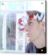 Moveonart Jacoblooking Acrylic Print