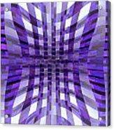 Moveonart Moveonin Acrylic Print