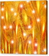 Moveonart Praiseandworship Acrylic Print