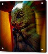 Mr. Rabbit Acrylic Print
