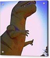 Mr. Rex 1 Acrylic Print