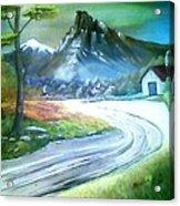 Mt. Of Hope Acrylic Print