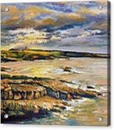 Mullaghmore County Sligo Acrylic Print