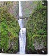 Multonoma Falls  Acrylic Print