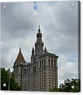 Municipal Building In New York Acrylic Print