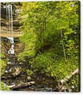 Munising Falls 3 Acrylic Print