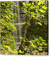Munising Falls 4 Acrylic Print