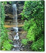 Munising Falls Acrylic Print