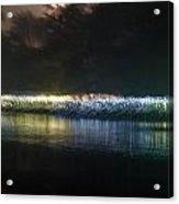 Munro River Reflections 2 Acrylic Print