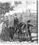 Munsons Hill, 1861 Acrylic Print