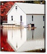 Murray's Mill Catawba North Carolina Acrylic Print