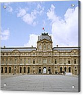 The Louvre Acrylic Print