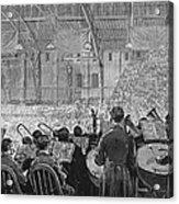 Music Festival, 1881 Acrylic Print