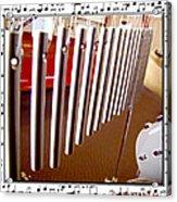 Music To My Ears II Acrylic Print