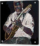 Musician Acrylic Print