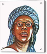 Musimbi Kanyoro Acrylic Print