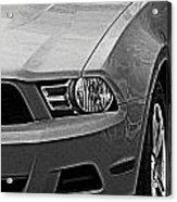 Mustang 002 Acrylic Print