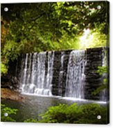My Beautiful Waterfall Acrylic Print