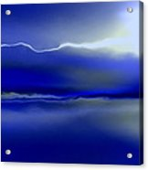 My Blue Heaven  Acrylic Print