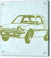 My Favorite Car  Acrylic Print