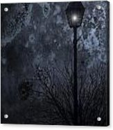 My Light Will Wait Acrylic Print