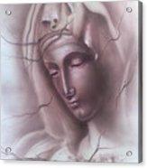 My Mary Acrylic Print