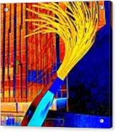 My Vegas City Center 30 Acrylic Print by Randall Weidner