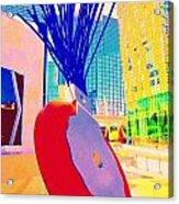 My Vegas City Center 31 Acrylic Print