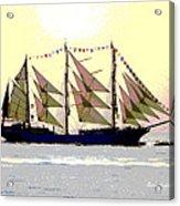 Mystical Voyage Acrylic Print