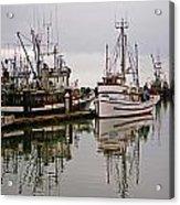 Nafco Fishing Boat Acrylic Print