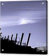 Napa Moonglow Acrylic Print