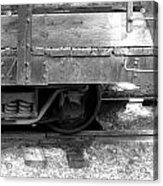 Narrow Gauge Train 2 Acrylic Print