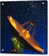 Nasa Deep Space Tracking Station, Australia Acrylic Print