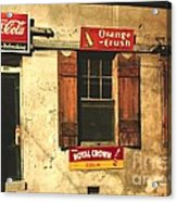 Natchez Mississippi 1940 Acrylic Print