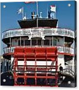 Natchez Riverboat Acrylic Print
