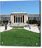 National Archeological Museum Acrylic Print