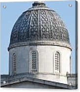 National Gallery Cupola Acrylic Print