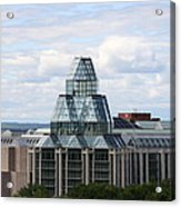 National Gallery Of Canada - Ottawa Acrylic Print