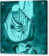 Nativity Acrylic Print by Lourry Legarde