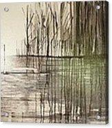 Natural Abstract 2 Acrylic Print