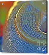 Nature's Slug Skin Acrylic Print