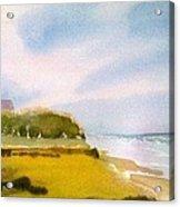 Nauset Beach Afternoon Acrylic Print