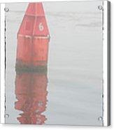 Nautical Fog Acrylic Print