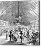 Naval Festival, 1865 Acrylic Print