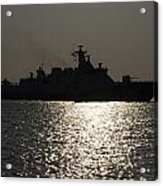Naval Joint Operations V7 Acrylic Print